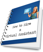 hire virtual assistant your food blog month full time