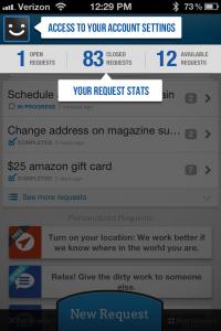 fancy hands app screenshot