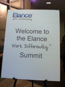 Elance work differently summit