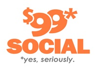 99 dollar social review