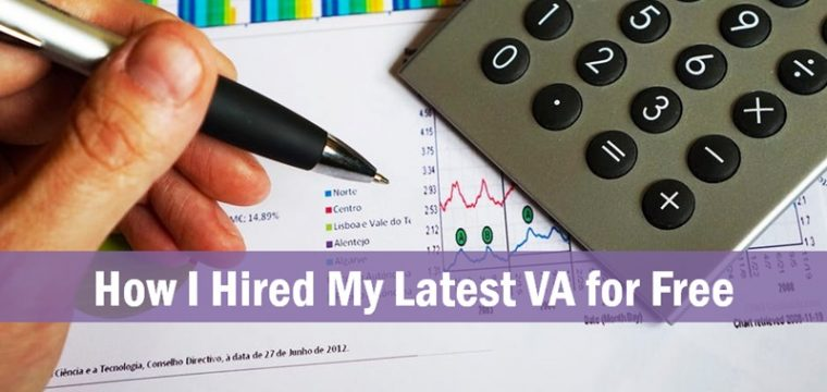 How I Hired My Latest VA for Free