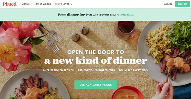 26 outsourced meal prep services that want to save you time in the plated is a meal delivery subscription service that delivers ready to cook ingredients and chef designed recipes to your door there is no subscription or forumfinder Choice Image