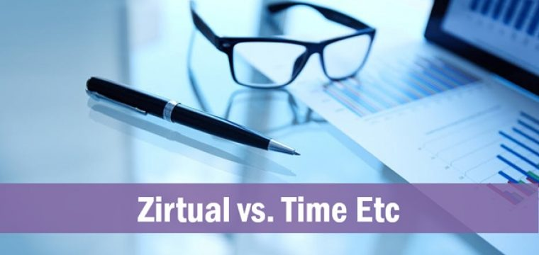 Zirtual vs. Time Etc