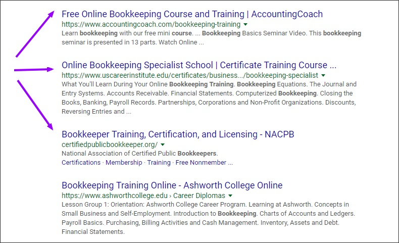 bookkeeping training - Virtual Assistant Reviews