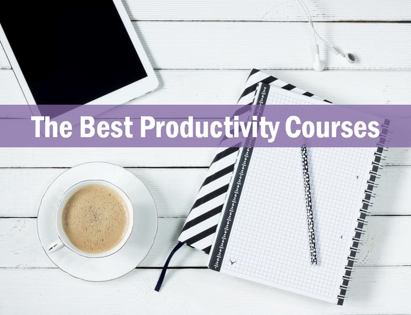 The 10 Best Productivity Courses: Up to 95% Off This Week!
