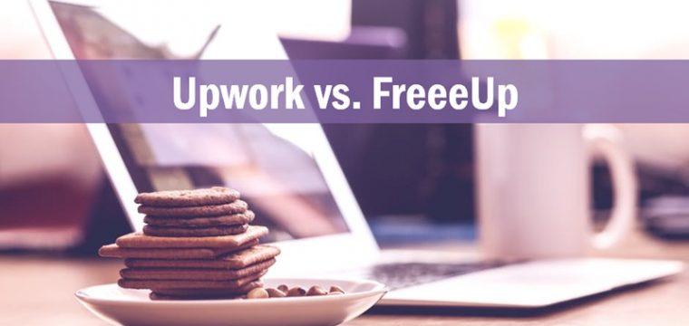 Upwork vs. FreeeUp