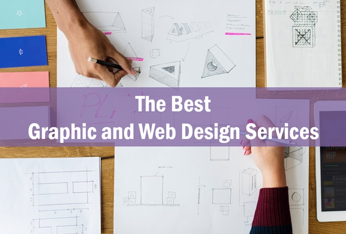 the best graphic design services