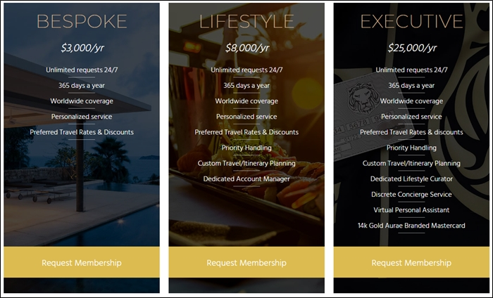 One Concierge Pricing