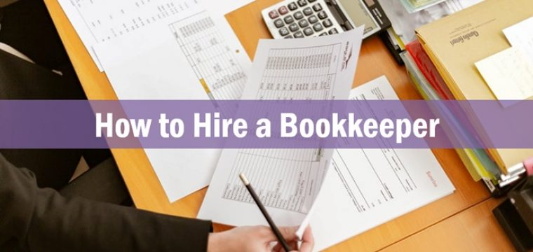 How to Hire a Bookkeeper: Your 3 Best Options for this Crucial Role