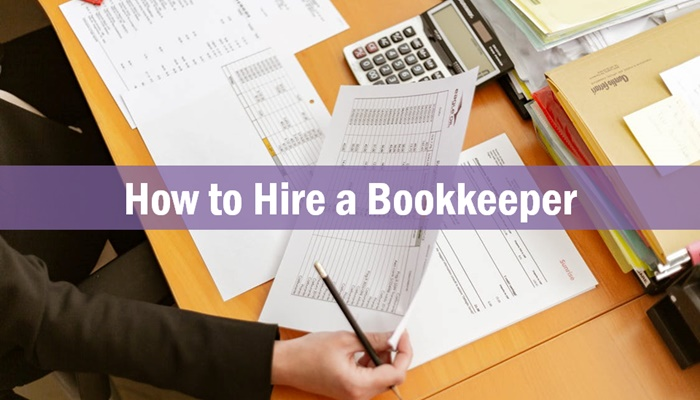 hire a bookkeeper